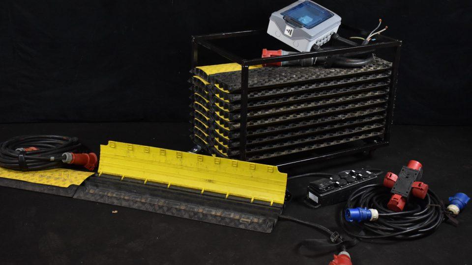 Tableau Electrique - Passage de Cable - Câblage électrique