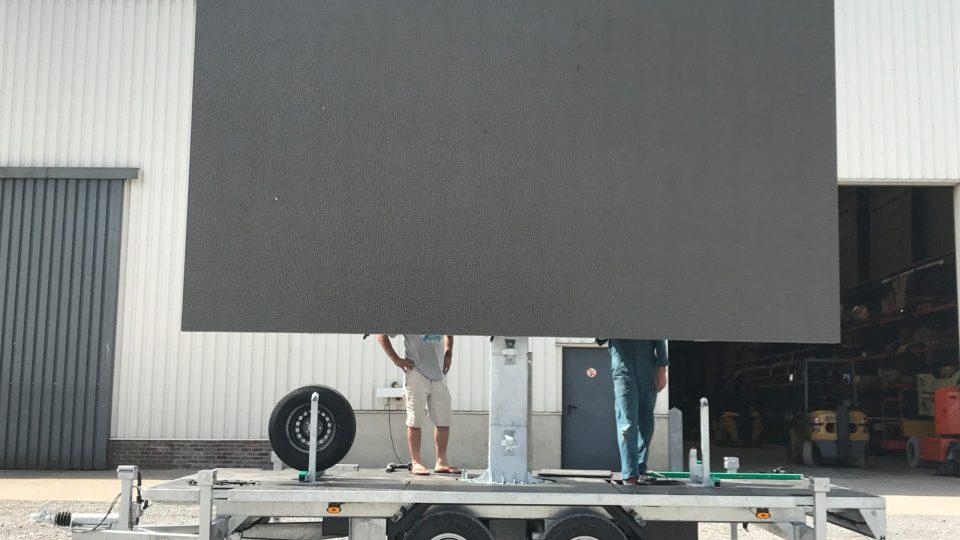 Scène écran 5x3m P7