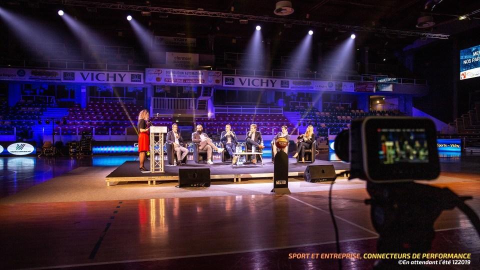 Grande soirée « Sport et Entreprise, connecteurs de performance »