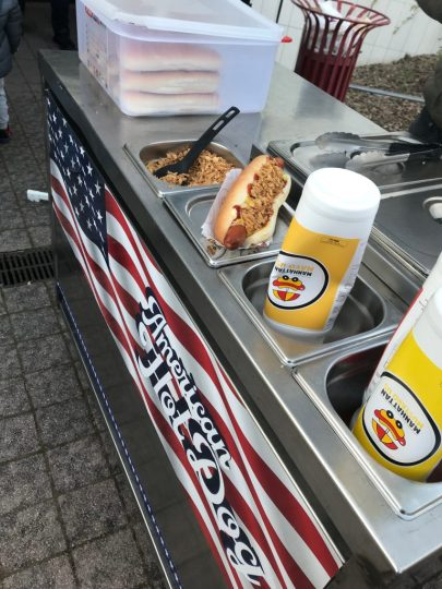 Chariot American Hot-Dogs