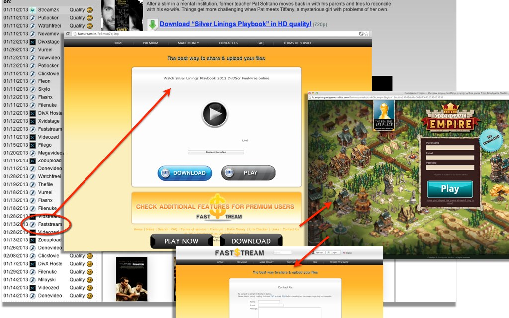 Nickel and Dimed to Death?  Pirates Profit off DMCA Requests