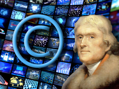 The MPAA, EFF and Terry Hart on copyright history and its reform