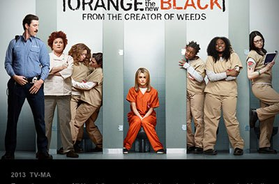 "Netflix scores with ""Orange is the New Black"""