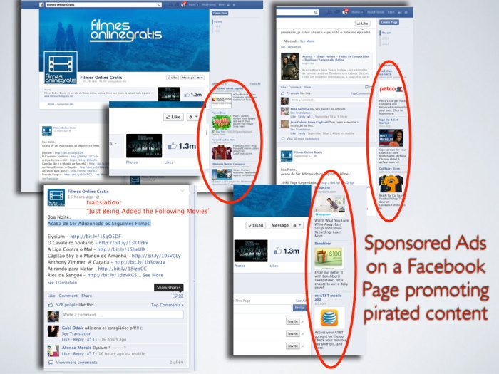 Facebook-pirate-page-ads
