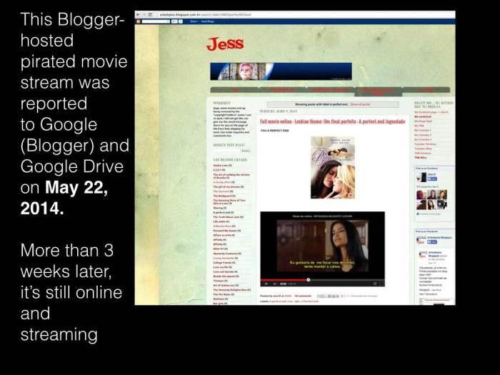 Google-Blogger-DMCA-delay