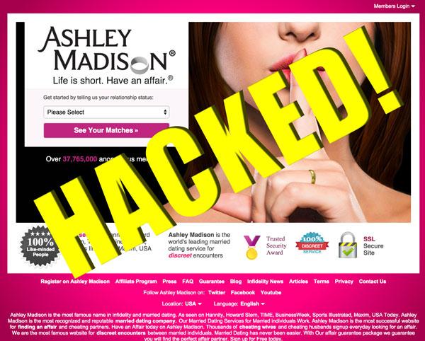 dmca wrong way to block ashley madison hackers