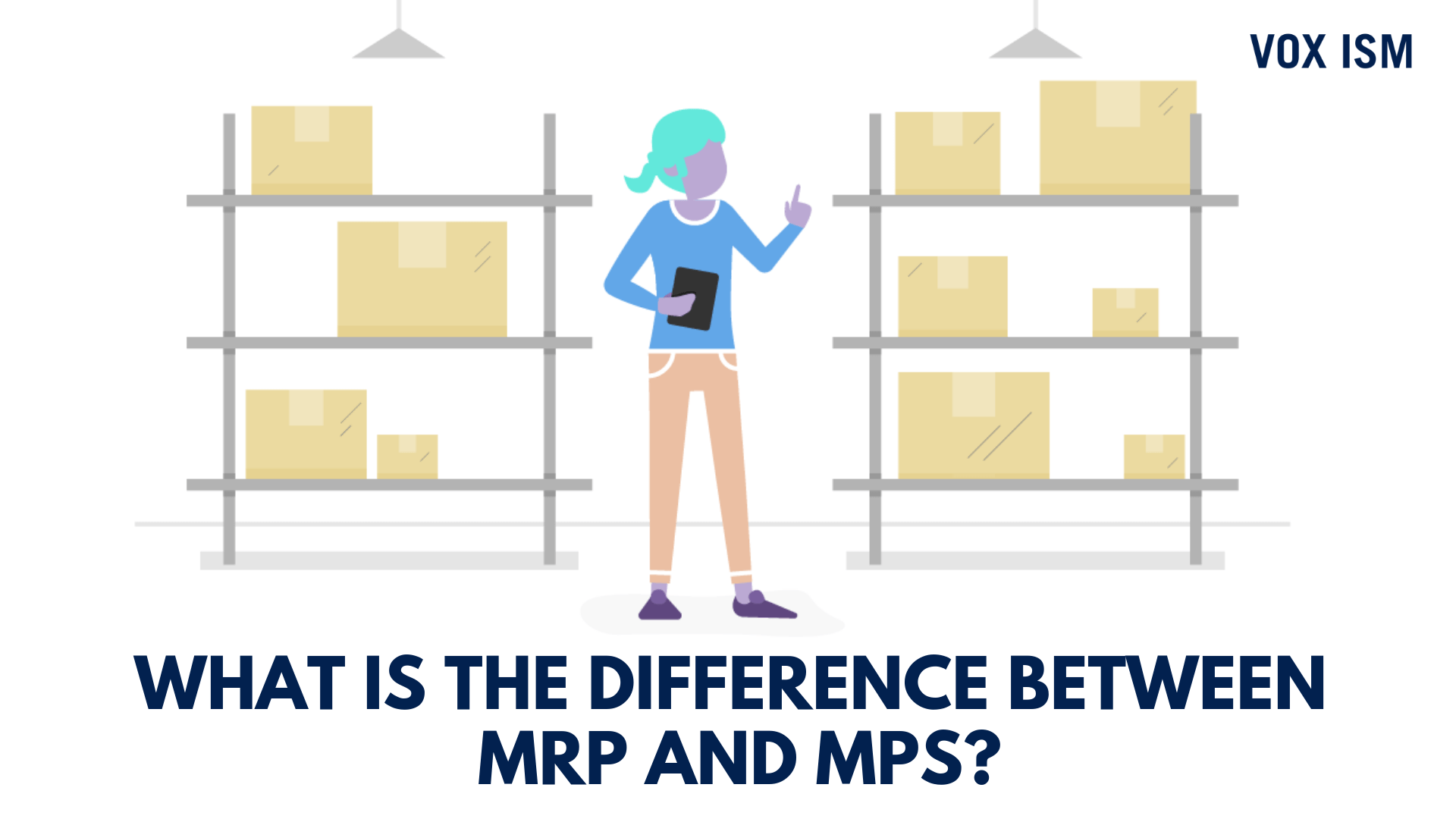 The Difference Between Mrp And Mps