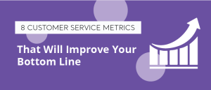 customer service metrics header