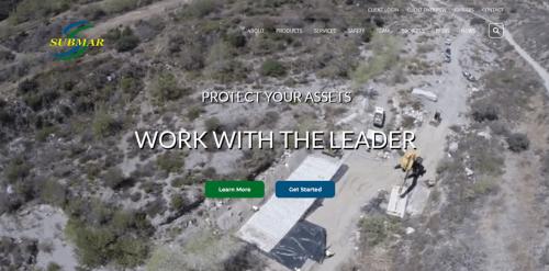 SEO Case Study – Heavy Construction