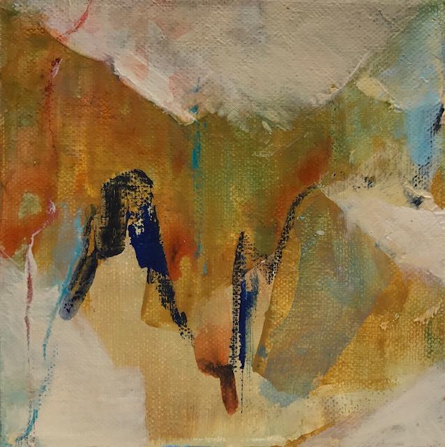 The Pattern in the Keris Blade by Nancy Ramsey