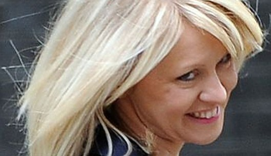 Esther McVey: