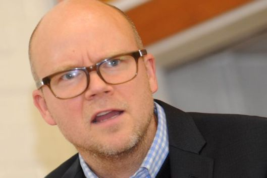 Toby Young [Image: Daily Mirror].