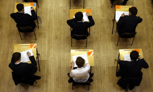 Almost 600,000 pupils are to sit the test [Image: David Jones/PA].