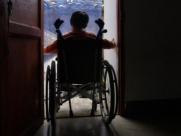 Disabled people miss out on work compared to people without disabilities [Image: Getty].