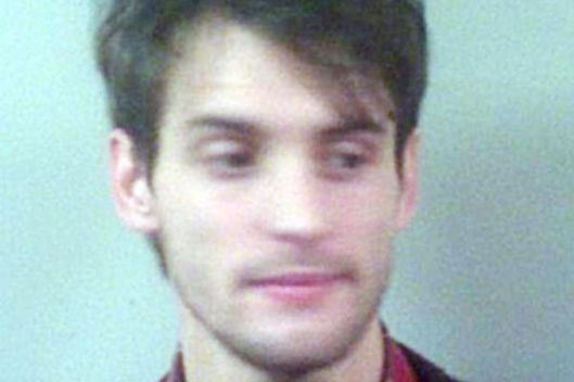 Aaron Knight was campaigning for the party while committing his crimes [Image: Kent Police].