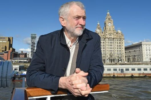 Labour leader Jeremy Corbyn [Image: Colin Lane].
