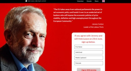 160612 Vote Leave Corbyn page