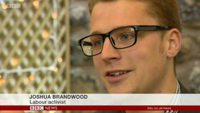 """Cllr Brandwood: """"the current MPs need replacing to reflect the views of the electorate"""" [Image: BBC]."""