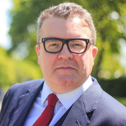 Tom Watson was listed for sale on eBay by Labour supporters who were fed up with him.