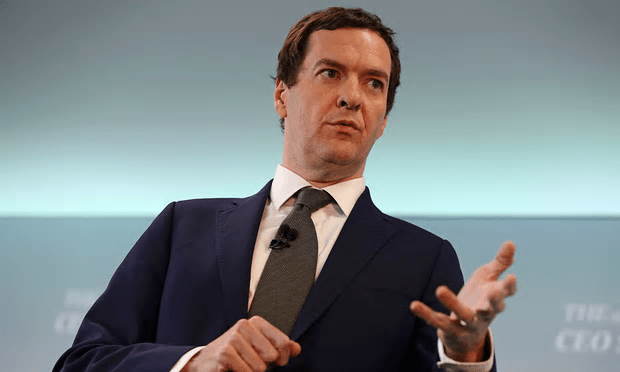 George Osborne warned the US against prosecuting HSBC, a House report shows [Image: Neil Hall/PA].