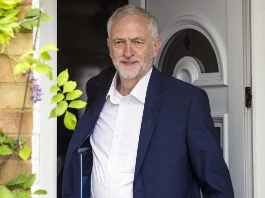 Jeremy Corbyn faces a leadership challenge from Angela Eagle and Owen Smith [Image: Getty Images].