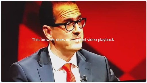 """""""This browser does not support video playback"""": Be relieved."""