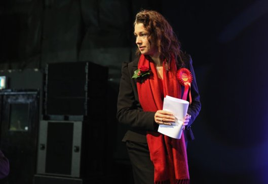 Returning shadow cabinet member Sarah Champion [Image: Christopher Furlong/Getty Images].