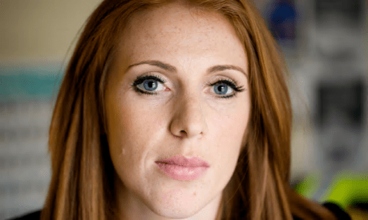 Angela Rayner: You'd be wise to believe her, rather than the Tories, on the benefits of reviving grammar schools [Image: Christopher Thomond for the Guardian].
