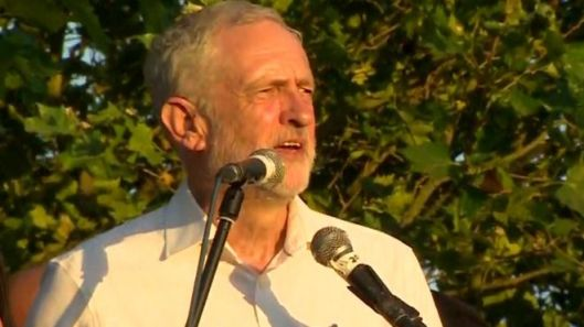 Jeremy Corbyn: It seems senior Labour MPs believed Labour under his leadership could win a snap general election - so they did everything in their power to prevent it.