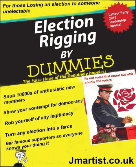 160820 election rigging for dummies