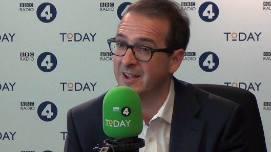 Foot-in-mouth disease: Owen Smith defends his use of inappropriate language on the BBC's Today programme but it is too little, too late. He is a persistent re-offender. If Labour is serious about upholding standards, then he must pay the same price as others.