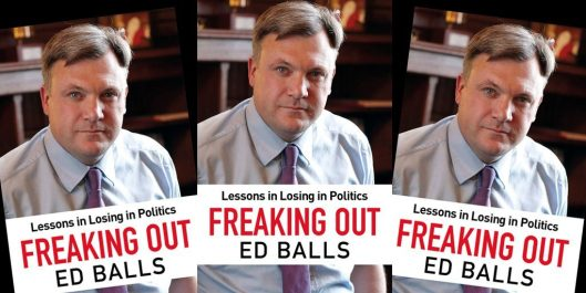 160829 freaking out Ed Balls