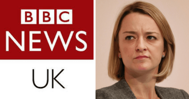 The BBC's political editor is Laura Kuenssberg, who has come under considerable criticism for pro-Tory reporting. Whether she had anything to do with this story is debatable.