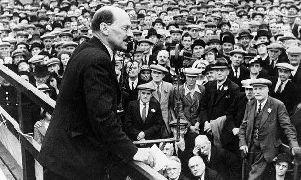 Clement Attlee is considered one of the UK's greatest leaders - and probably the greatest Labour prime minister. It was in his 1945-51 government that the NHS and the welfare state were both founded. Now, party secretary Iain McNicol has seen fit to suspend the membership of Mr Attlee's great-nephew, John Macdonald.