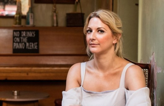 Defector: Former Nigel Farage aide, now a Conservative, Alexandra Phillips [Image credit: unknown].