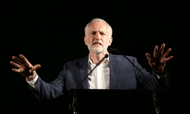 A comprehensive victory for Corbyn is likely in next's week's leadership vote [Image: Jane Barlow/PA].