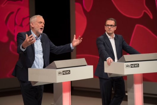 The result of the leadership contest between Jeremy Corbyn and Owen Smith will be announced on Saturday morning, before the start of the Labour Party's Women's Conference. Mr Corbyn is expected to win [Image: Getty Images].