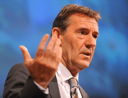 Lord Jim O'Neill, who resigned today [Image: PA].