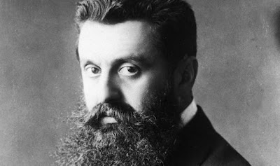 Theodor Herzl: The founder of modern Zionism planned the ethnic cleansing of what is now Israel.