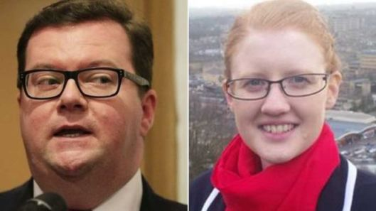 Conor McGinn and Holly Lynch [Composite: PA/Labour].