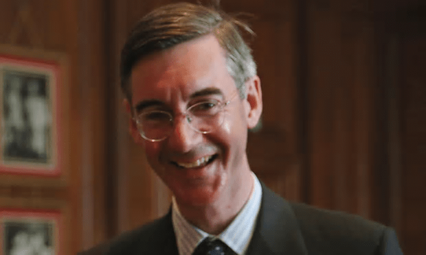 Jacob Rees-Mogg has backed the loser time after time [Image: Dan Kitwood/Getty Images].