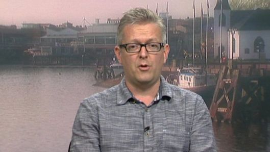 Darren Williams [Image: BBC - I believe].