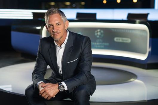 Gary Lineker sparked a row by showing compassion [Image: BBC?].