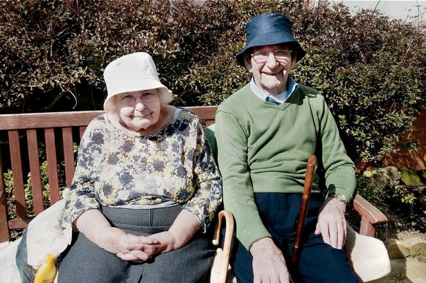 Jessie and Ray Lorrison have spent the last 70 years together, but have now been told they must live separately [Image: North News and Pictures].