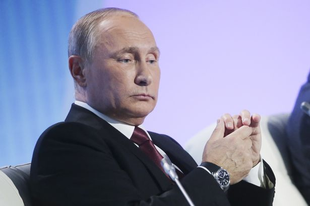 Vladimir Putin: He'll never be the West's favourite world leader but is he really the pantomime villain we're all being asked to believe he is? [Image: Barcroft.]