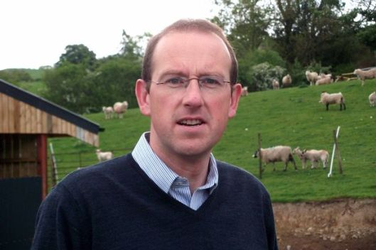 North Wales AM Llyr Gruffydd: He's right, but he's very late coming to his conclusion.