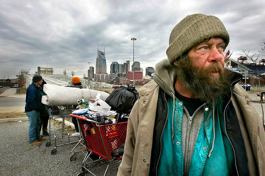 American poverty: Hillary Clinton would have done nothing for these people. But will Donald Trump be any better for them?