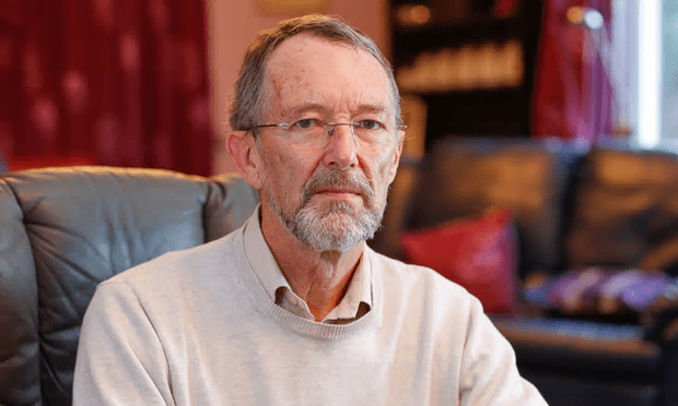 Richard Page says televised remarks opposing gay adoption stemmed from his Christian faith [Image: Matthew Walker/SWNS.com].