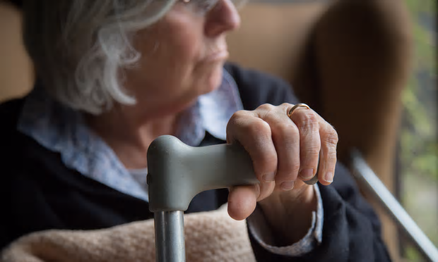 Concerns are growing over the UK social care system's inability to cope with an ageing population and pressures on budgets [Image: Matt Cardy/Getty Images].