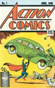 <i>Action Comics</i> #1